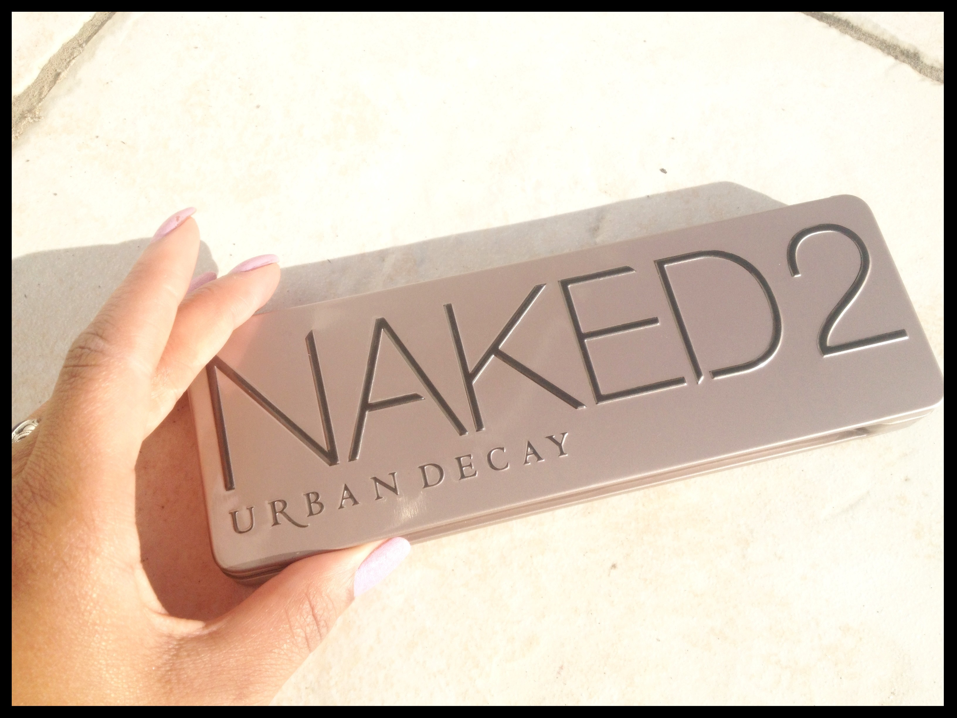 Naked 2 by Urban Decay