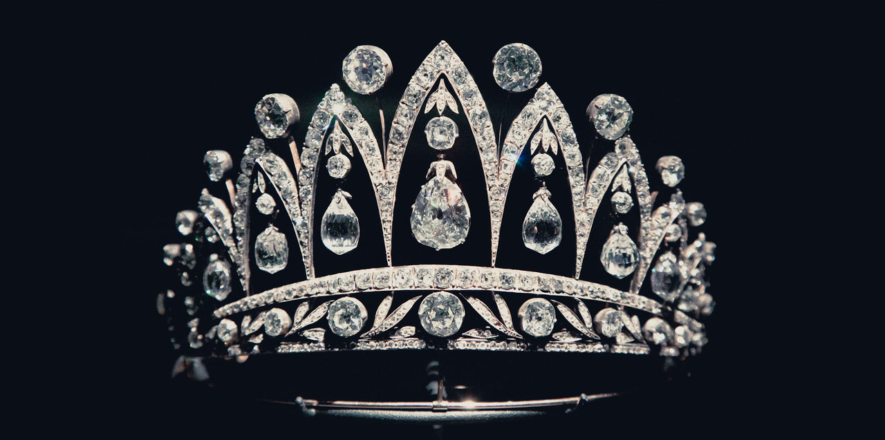 Une couronne de reine