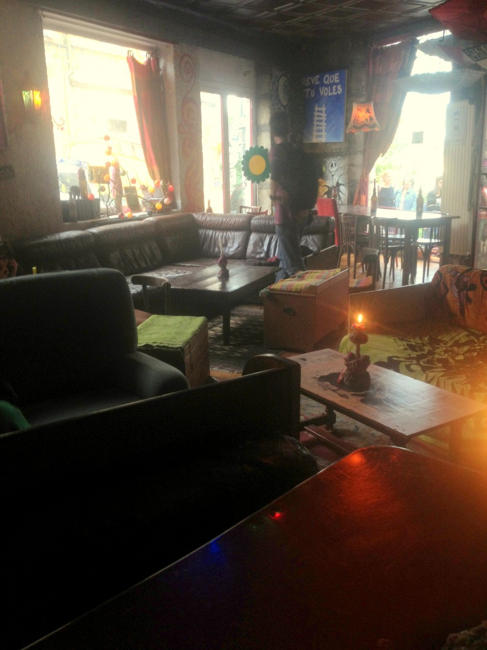 Le Terrier du Lapin Blanc, 37 rue Imbert Colomès 69001 Lyon