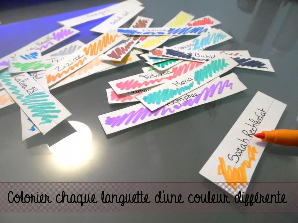 Colorier - concours