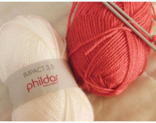 Oui, je tricote !