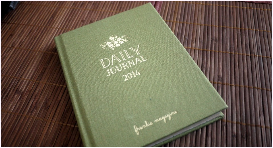 Daily Journal Frankie Press 2014