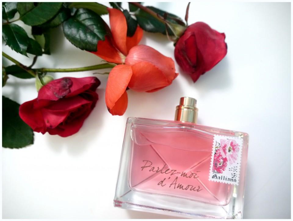 Parlez-moi d'amour Galliano Parfum