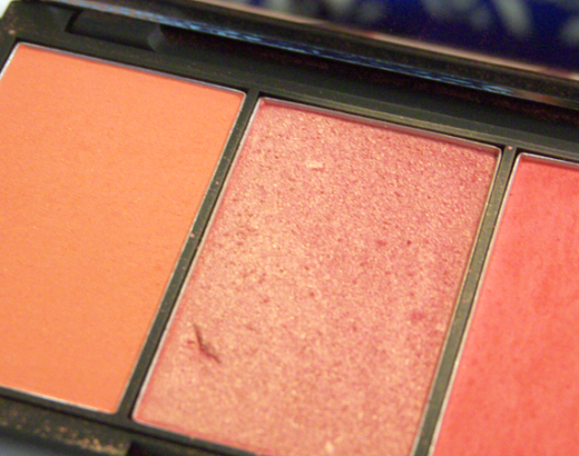 [Mercredi Basics] Mon trio de blush Sleek !