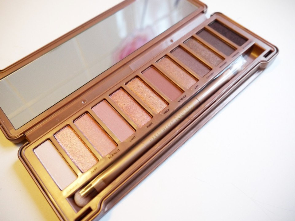 Naked 3 - Urban Decay Peaux Noires