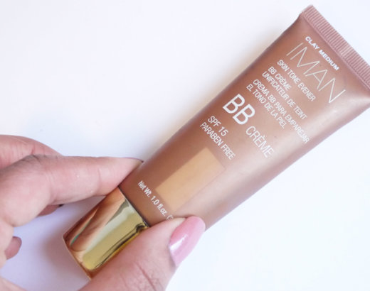 La BB Crème d'Iman : la perfection du no make-up !