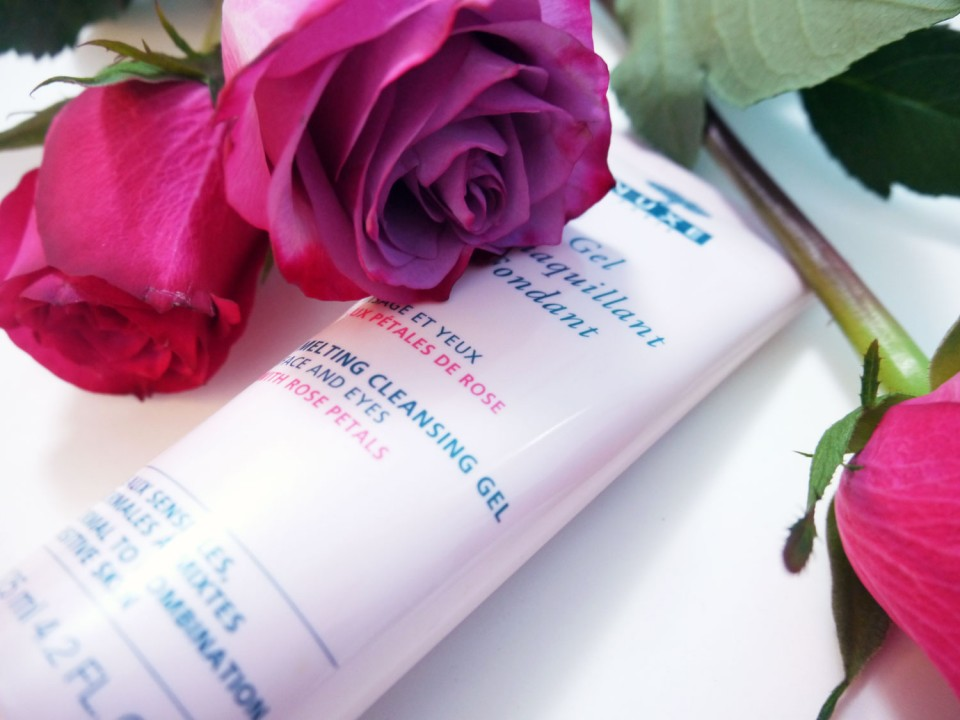 Gel démaquillant à la rose Nuxe