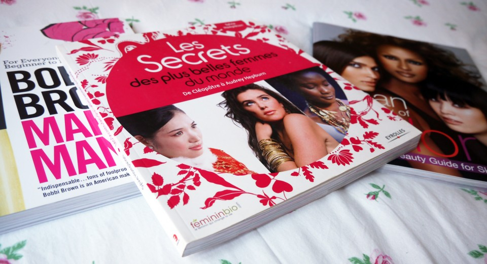 -Les secrets des plus belles femmes du monde par Sylvie Hampikian