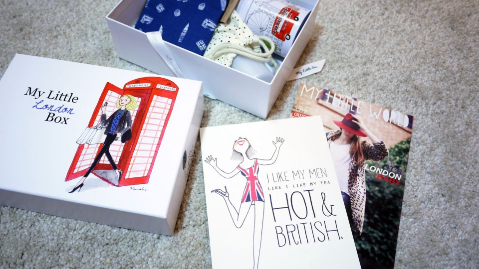 My Little London Box Mars 2014