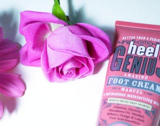 Heel Genius : le génie de mes pieds tout doux !