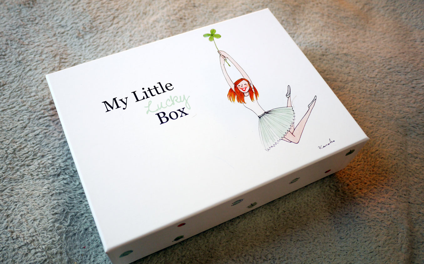 My Little Lucky Box Avril 2014