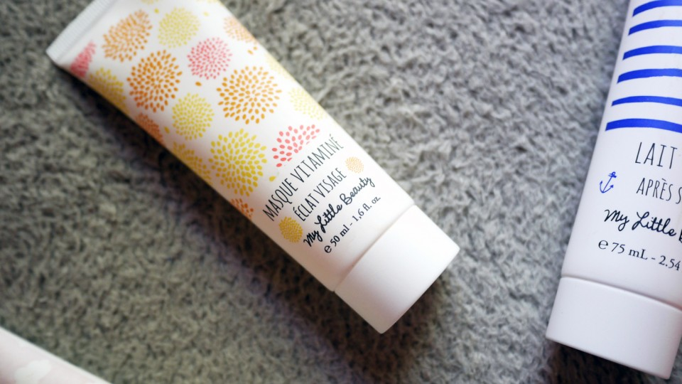 7.	Le Masque vitaminé - My Little Beauty