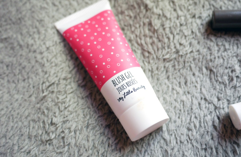 8.	Le Blush Gel joues rosées - My Little Beauty