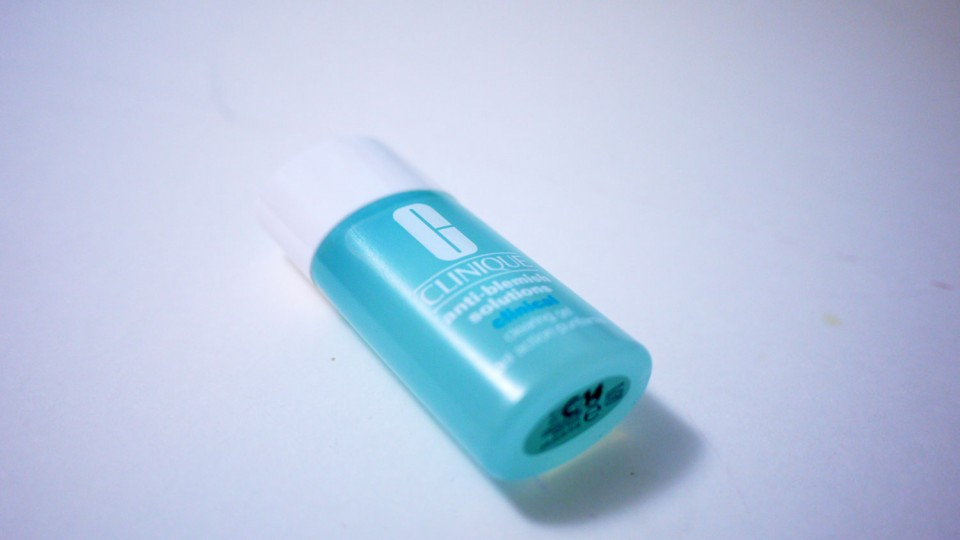Anti-Blemish Solutions Clinical – Gel Action Purifiante.