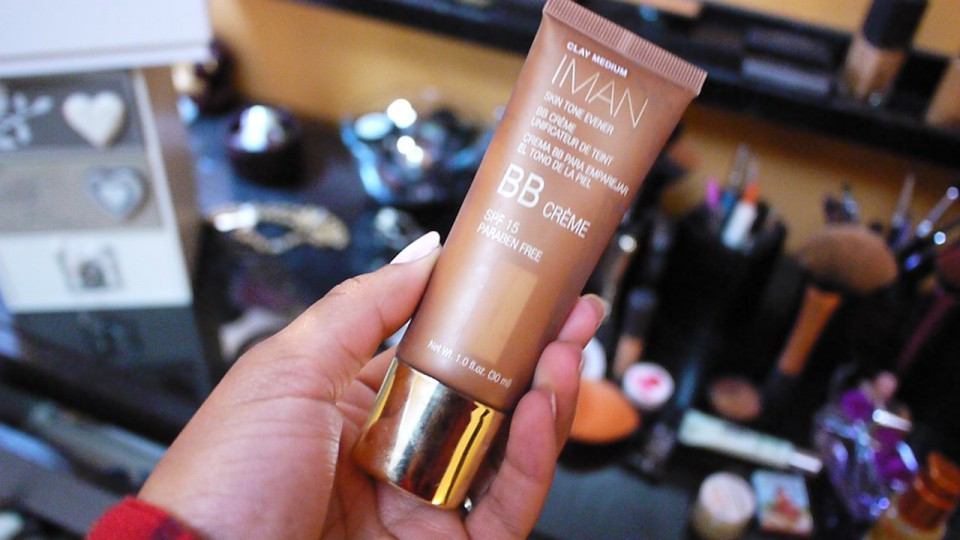 BB creme Iman Cosmetics
