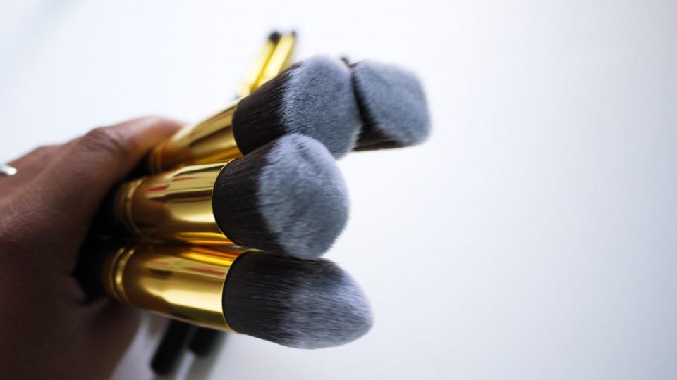pinceaux maquillage pas cher amazon