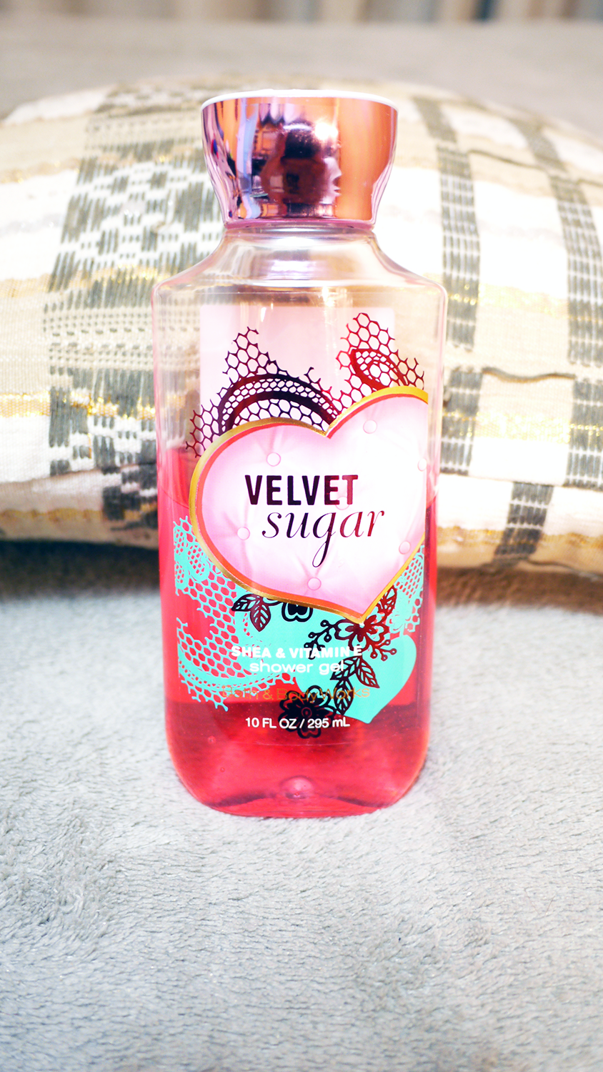 Gel douche velvet Sugar BBW