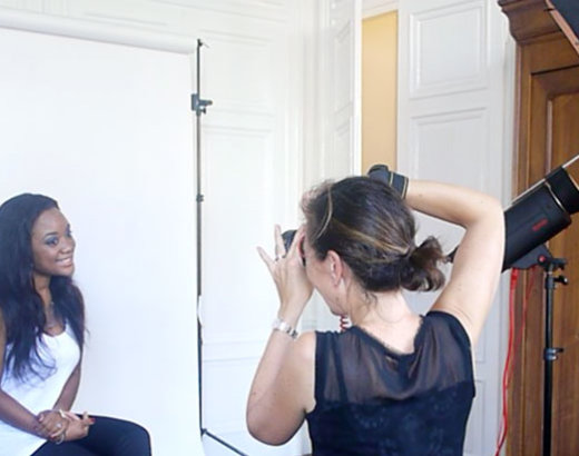 Une journée shooting à Lyon entre bloggeuses !