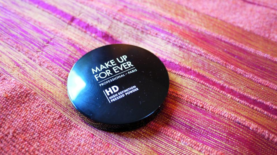Poudre de finition HD de Make Up For Ever