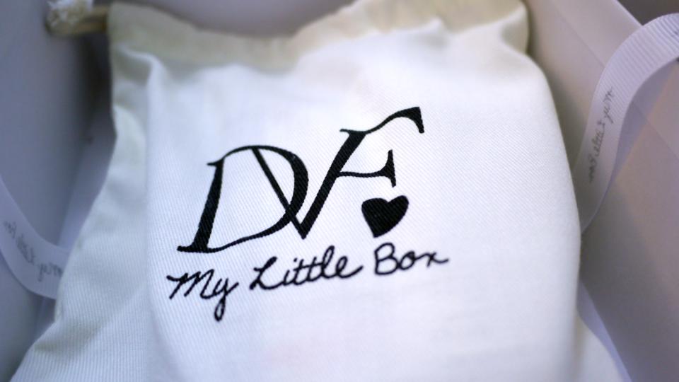 My little diane von furstenberg box
