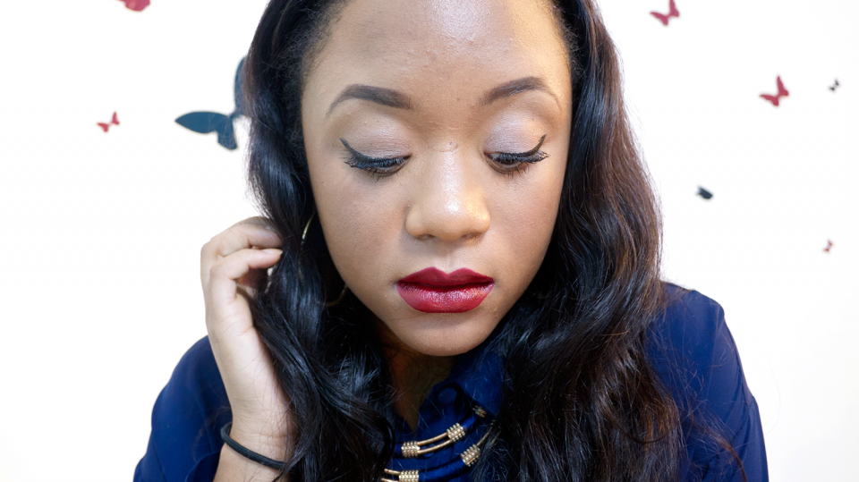 Audacious Lipstick Teinte Charlotte, NARS