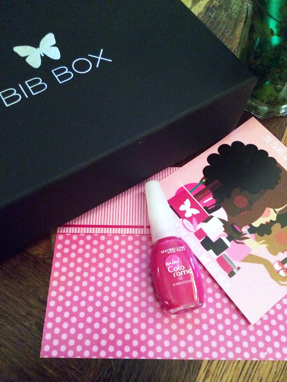 BIB BOX