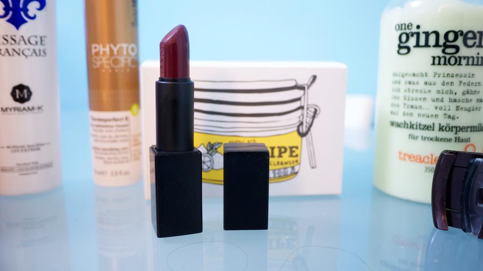 L'Audacious Lipstick en teinte Charlotte – NARS
