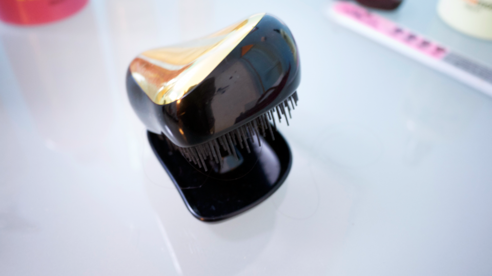 La brosse Tangle Teezer compact