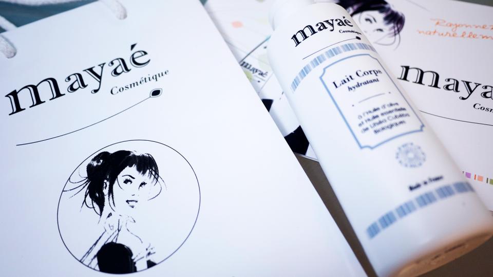 Mayaé Cosmetiques Lait corps hydratant