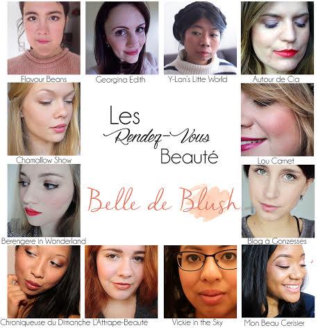 RDV Beauté Belle de Blush