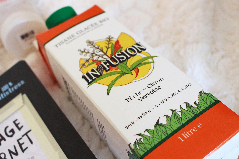 Tisane glacée Infusion Company