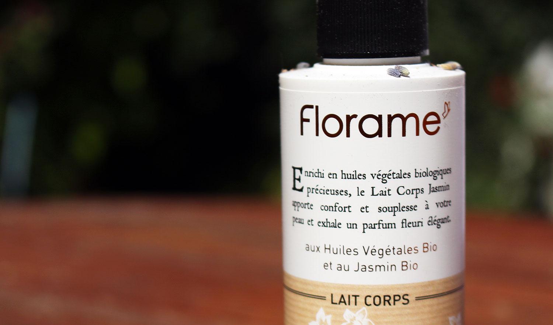 Florame Lait corps Jasmin