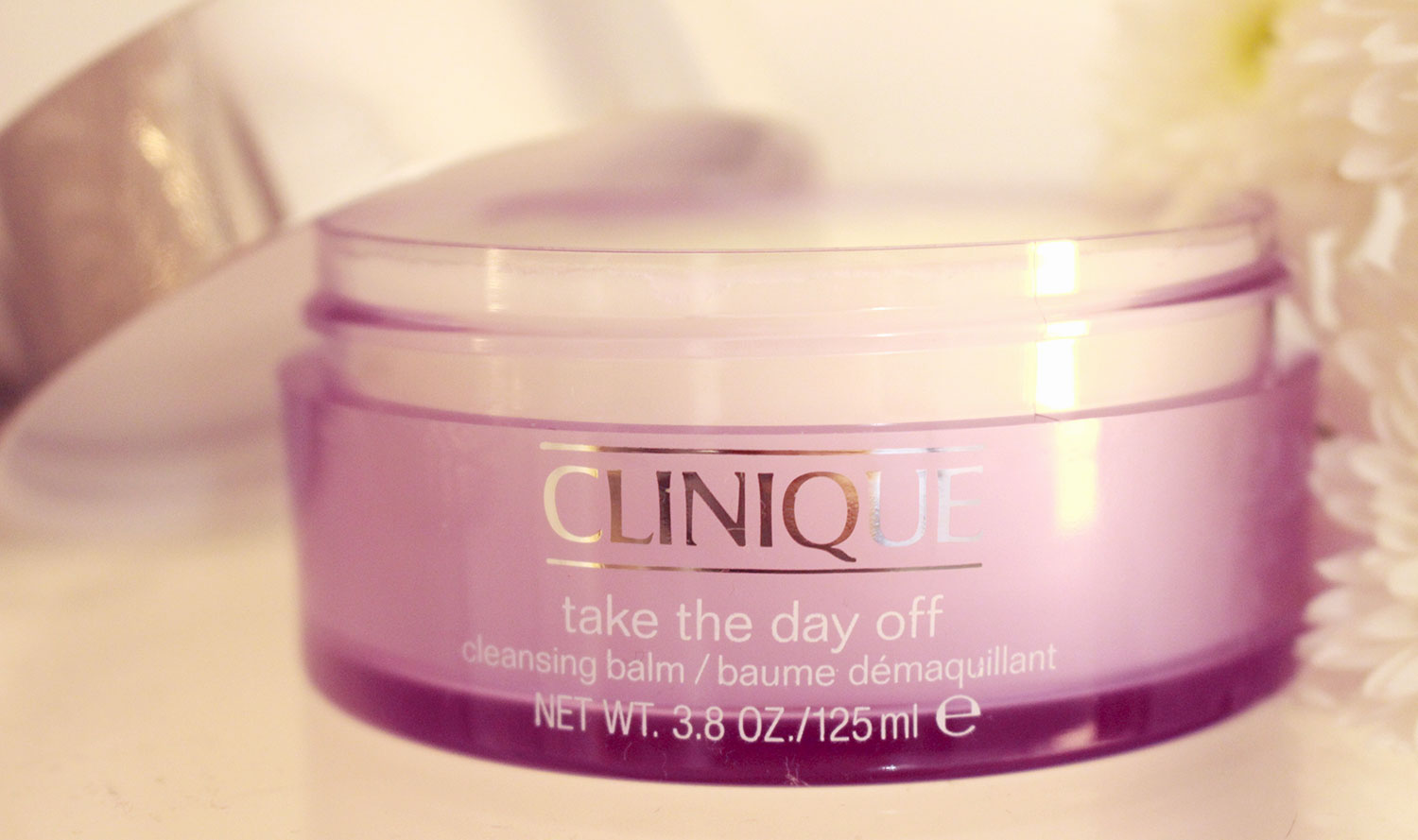 Clinique : Take the day off