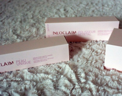 Neoclaim, les soins pour les peaux denses