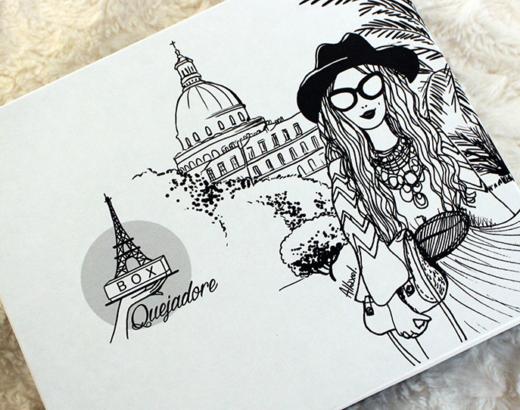 Que j'adore Paris : la nouvelle box parisienne ?
