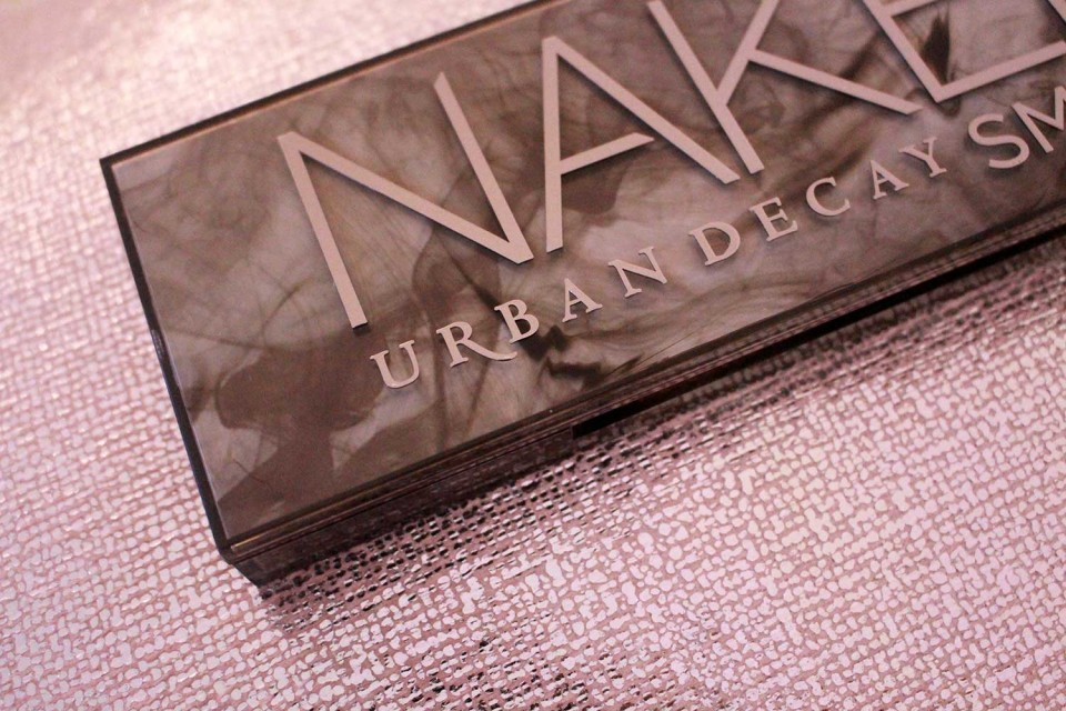 Smokey Urban Decay Palette