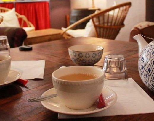 Tea Lichou, un salon de thé cosy & cocooning
