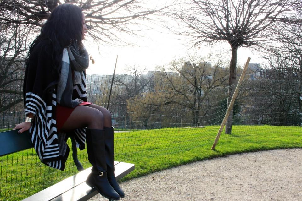 Notre Paris Healthy Buttes Chaumont