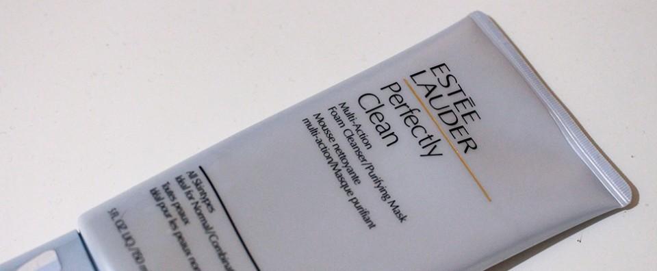 Perfectly Clean Mousse Nettoyante Multi-action/Masque Purifiant Estée Lauder