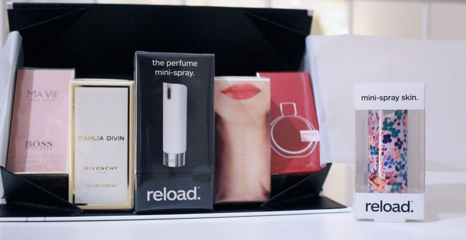 Reload parfum recharge