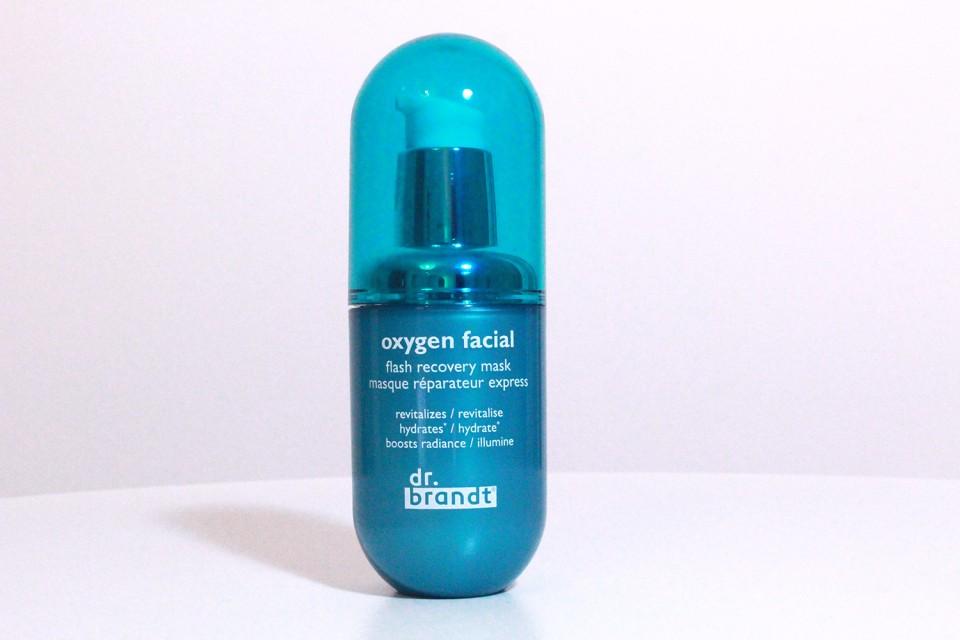 Masque Oxygène Facial de Dr Brandt.