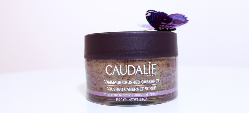 gommage Crushed Cabernet  Caudalie