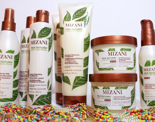 Mizani lance une gamme pour toutes les textures