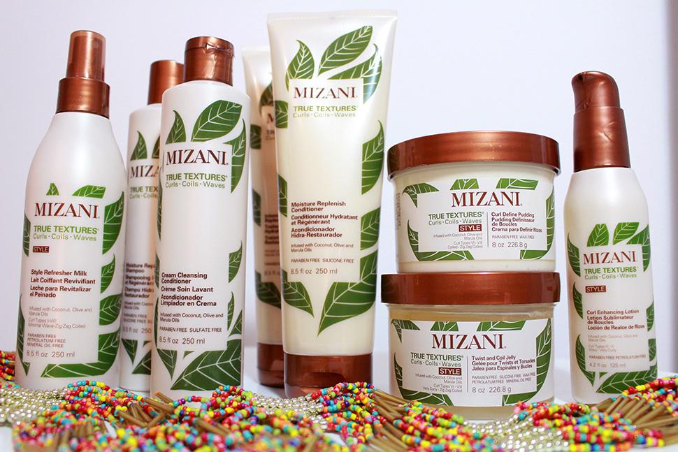 Mizani lance une gamme pour toutes les textures mon beau for Salon de coiffure mizani