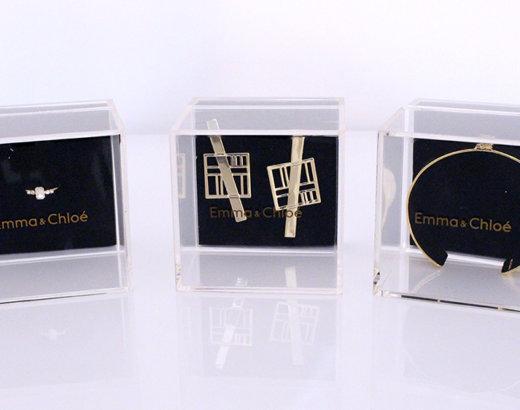 Idée cadeau #1 – Le coffret à bijoux Emma et Chloé