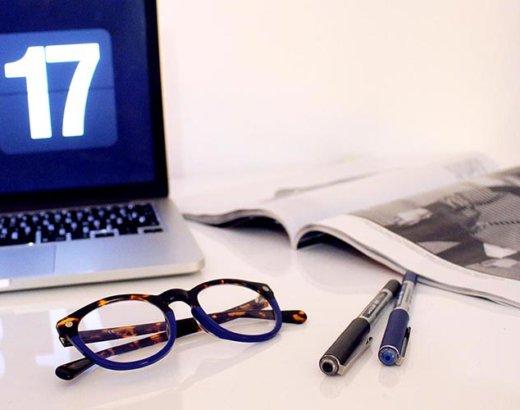 Mes lunettes de working girl !