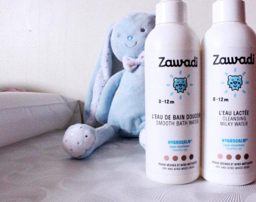 Zawadi, la marque de soins pour bébés afro-métissés